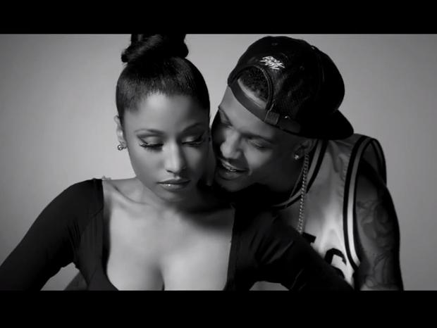 [VIDEO] August Alsina – No Love (Remix) ft. Nicki Minaj