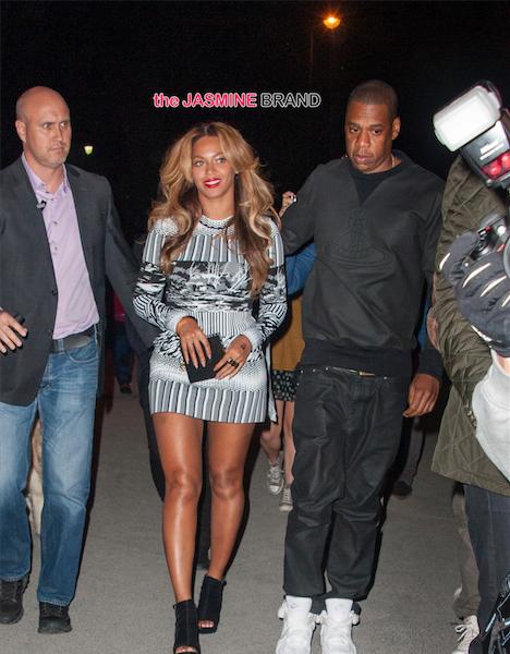 Celebrity Stalking: Beyonce, Jay Z, Tyler Perry, Tichina Arnold, Lisa Raye & Drake