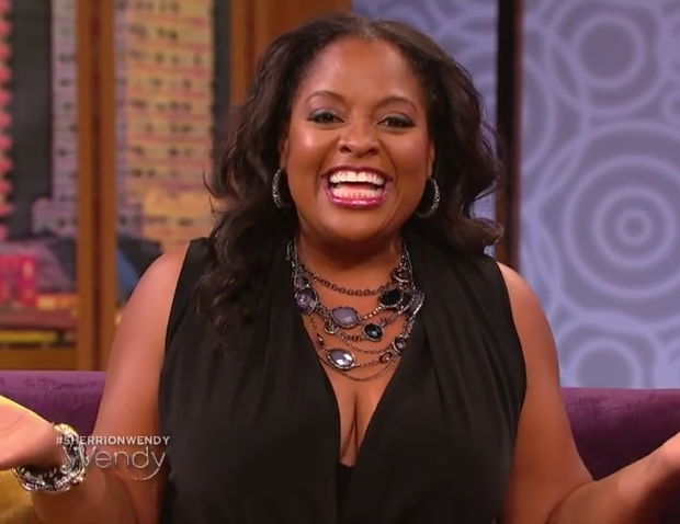 [VIDEO] Sherri Shepherd On Exes Forming Friendship: Thats creepy, thats nasty! + Is She REALLY Dating Johnny Gill?