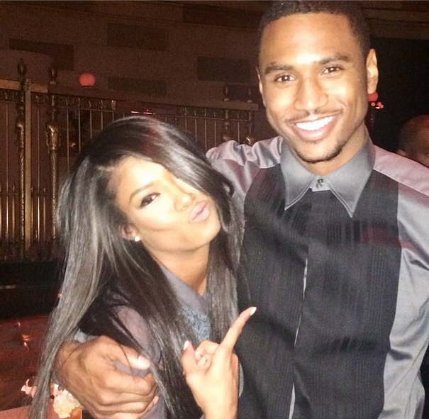 Ear Hustlin': Is Trey Songz Dating Singer Mila J?
