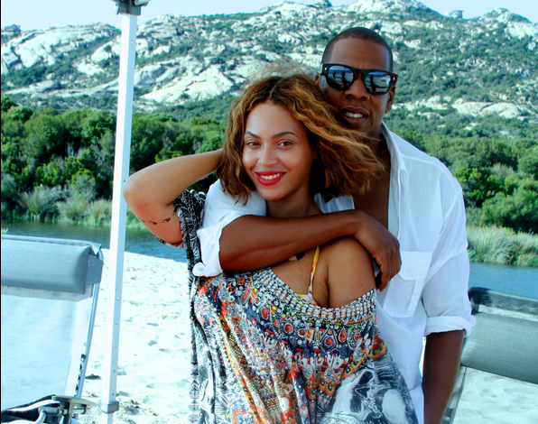 Look! Beyoncé Releases Birthday-Vacay Photos