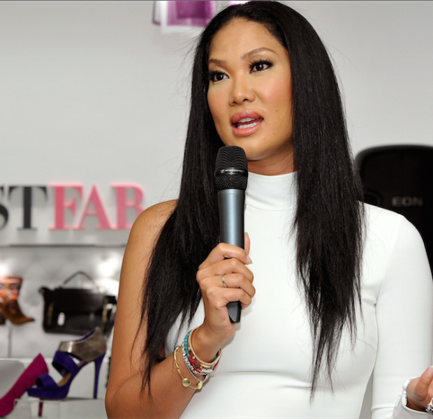 [EXCLUSIVE] Case Closed! Kimora Lee Simmons Settles Nasty Battle Against 'Just Fab'