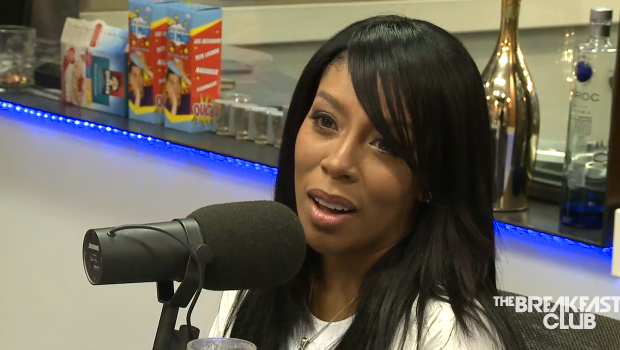 [VIDEO] K.Michelle Calls Lil Kim Petty: She should be breastfeeding + Blasts Soulja Boy