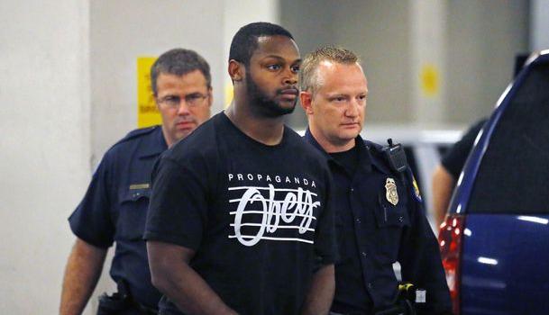 NFL'er Jonathan Dwyer Arrested for Domestic Violence