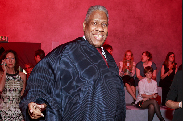 André Leon Talley On Racism in Fashion: 'I live in the world of whiteness and success'
