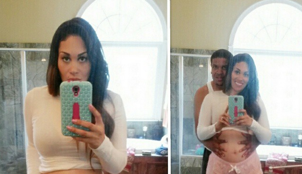Ovary Hustlin': KeKe Wyatt Expecting 8th Child