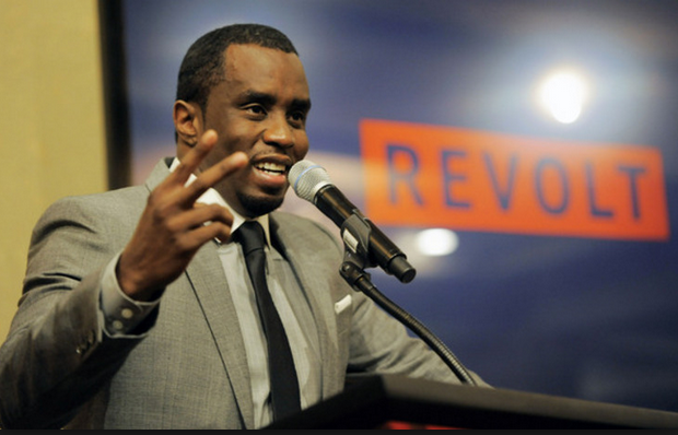 Diddy's REVOLT Struggling With Viewership