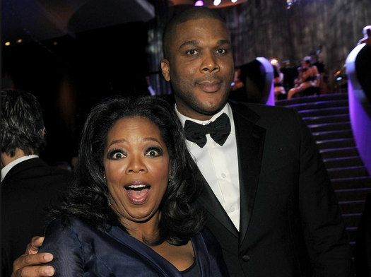 [EXCLUSIVE] Tyler Perry & Oprah Privately Settle Legal Battle Accusing Them of Stealing TV Show