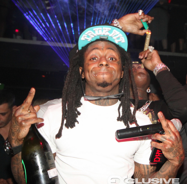 [EXCLUSIVE] Company Hits Lil Wayne Hit With $1 Million Lawsuit Over Unpaid Bill