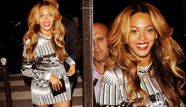 Celebrity Outfits of the Week: Beyonce, Rita Ora, Zoe Saldana, Naya Rivera & SJP
