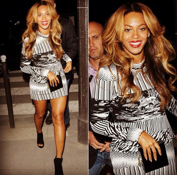 Celebrity Outfits of the Week: Beyonce, Rita Ora, Zoe Saldana, Naya Rivera & SJP