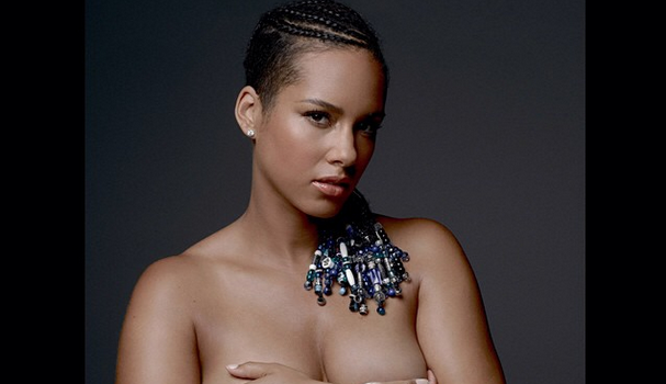 Alicia Keys Poses Nude, Michael Brown's Parents Attend Hip Hop Awards, Brandy Celebrates 20 Year Anniversary + Denise Vasi, Ciara, Amber Rose & Teyana Taylor