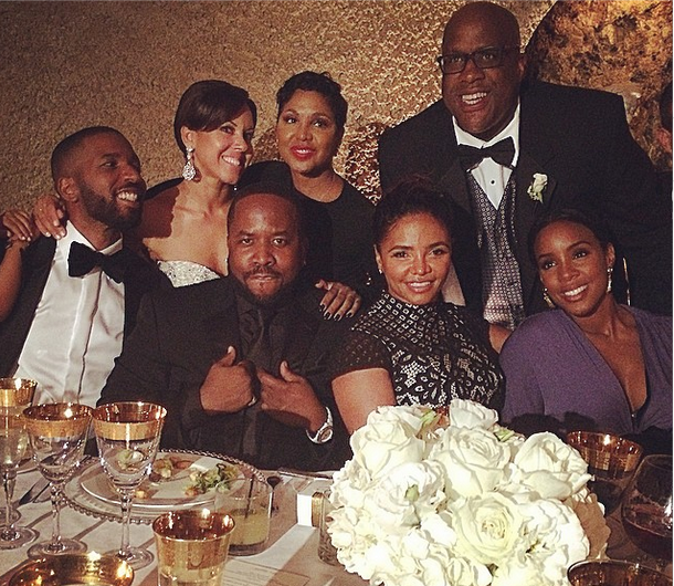 Wedding Poses With Parents: Alicia Keys Poses Nude, Michael Brown's Parents Attend Hip