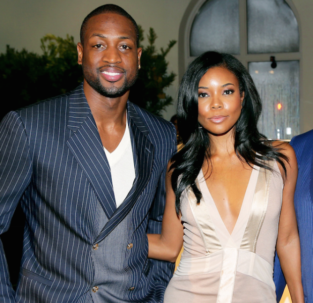 Gabrielle Union & D.Wade Call Hackers Vultures: Women of Color Have Been Victimized