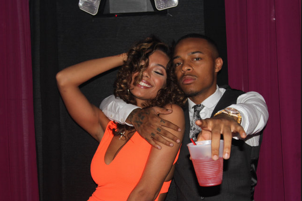 Erica Mena Is Protecting Her Relationship With Fiancé Bow Wow: This Is Gonna Be Forever