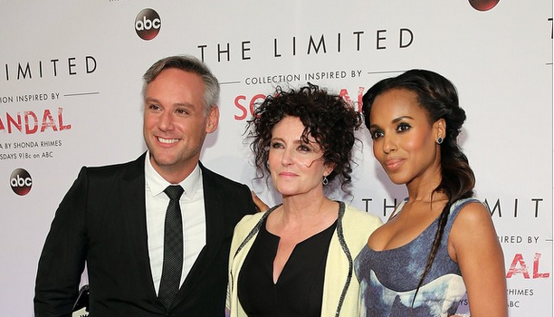 [Photos] The Limited Teams Up With Kerry Washington, For Olivia Pope Inspired Fashion
