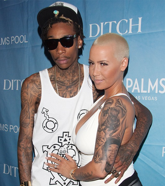 Reportedly, Amber Rose to Receive $1 Million From Prenup + Jordin Sparks & Jason Derulo Split
