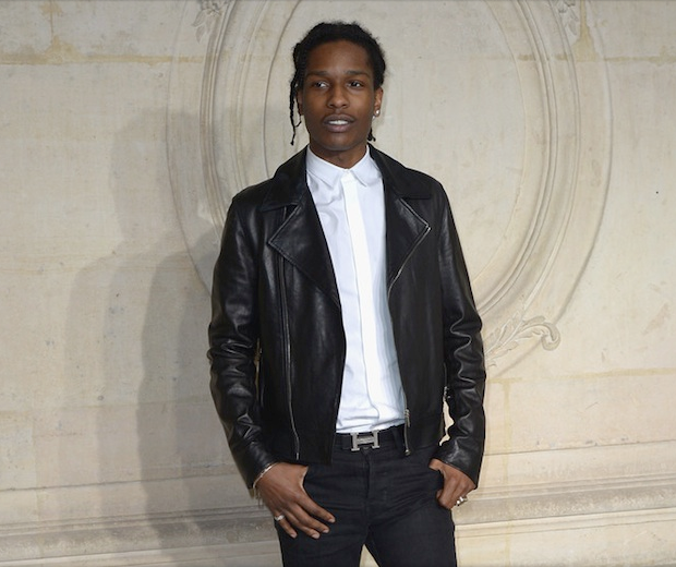 [EXCLUSIVE] A$AP Rocky Denies Slapping Woman At Concert: She's Lying!