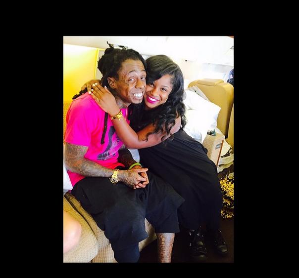 Lil Wayne Daughter Instagram