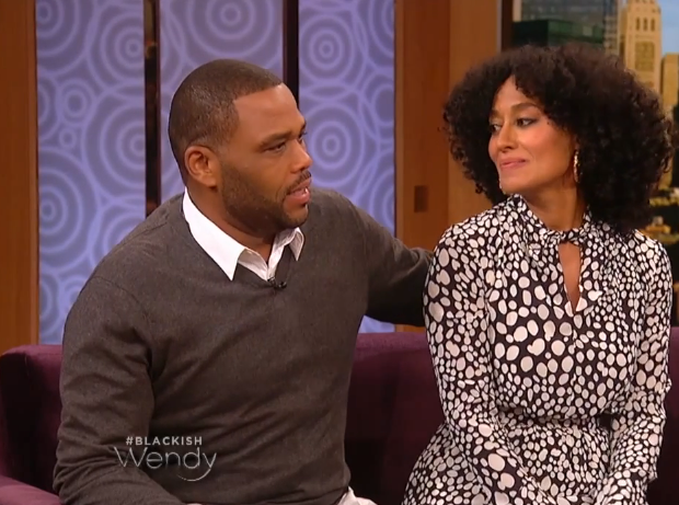 [VIDEO] Anthony Anderson & Tracee Ellis Ross Talk 'Black-Ish' + Evan's New Wife, Ashlee Simpson