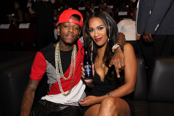 Reality Star Nia Riley Denies She's Pregnant By Soulja Boy [Ovary Hustlin']