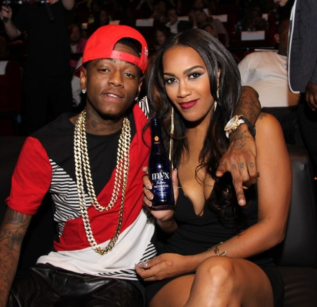 Soulja Boy Threatens Nia Riley With A Gun On Social Media [VIDEO]