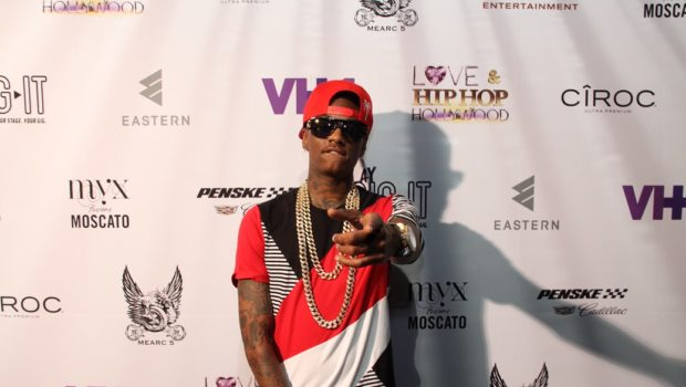 Soulja Boy Proves He's A Gang Member, Almost Gets In Fight [VIDEO]