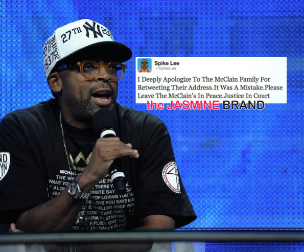 [EXCLUSIVE] Spike Lee Forced to Return to Court Over George Zimmerman Tweet