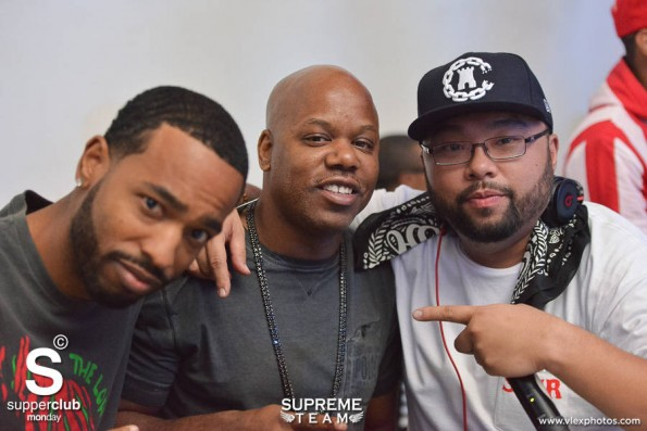 Supperclub Monday 09.22.14-DJ BAD +Too Short + Franzen