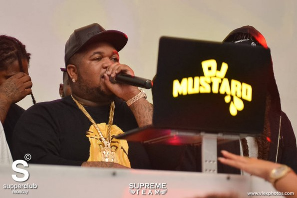 Supperclub Monday 09.22.14-DJ Mustard