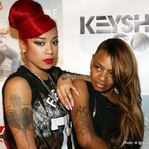 "Keyshia Cole ""Point Of No Return"" Listening Party"