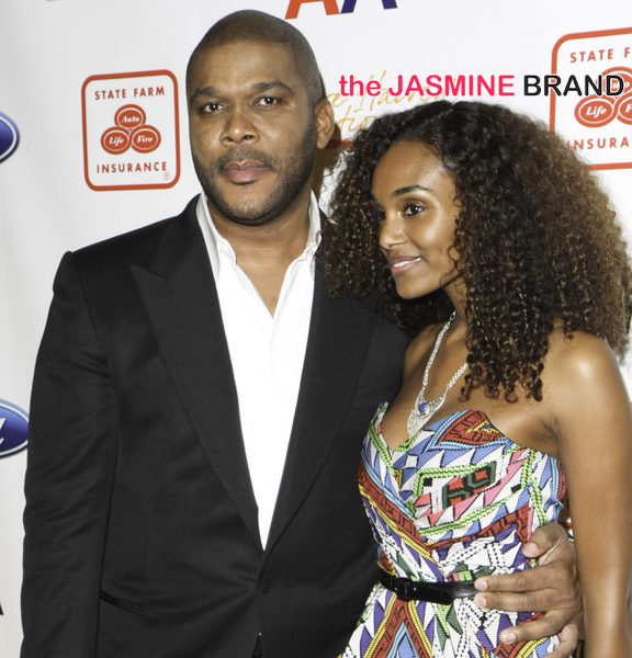 [Ovary Hustlin'] Tyler Perry & Girlfriend Gelila Bekele Welcome Baby Boy!