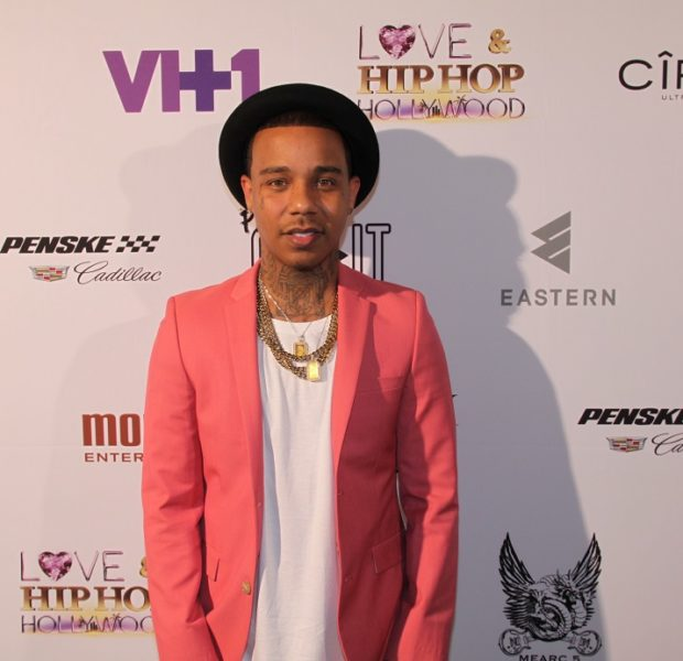 Ear Hustlin': Woman Accuses Love & Hip Hop Hollywood's Yung Berg Of Being A Deadbeat Father