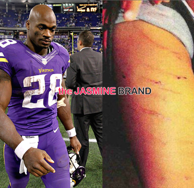 Adrian Peterson Indicted On Child Abuse, NFL'er Says He Spanked His Son With A Switch