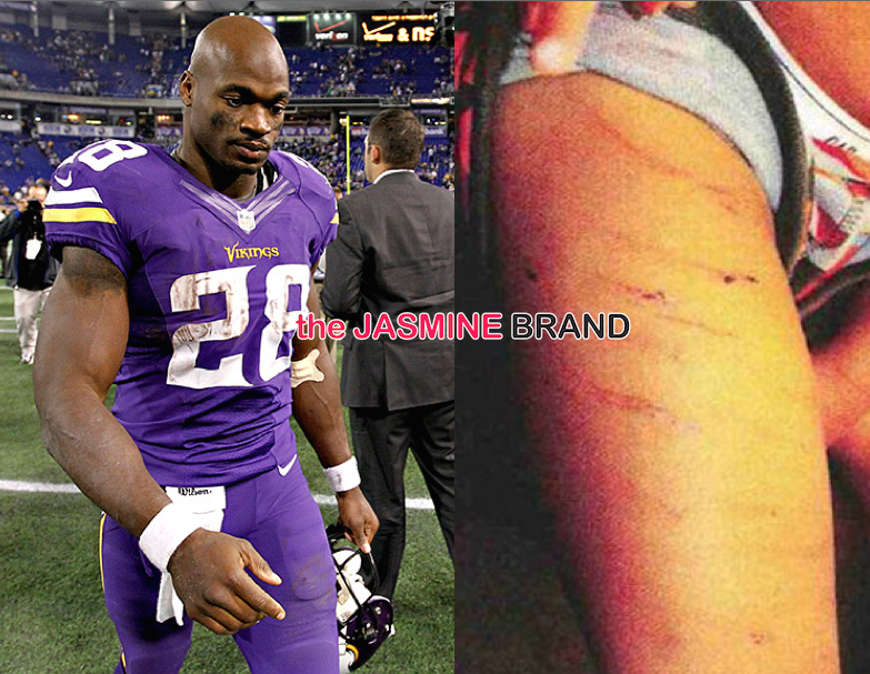 82 Adrian Peterson Jokes by professional comedians!