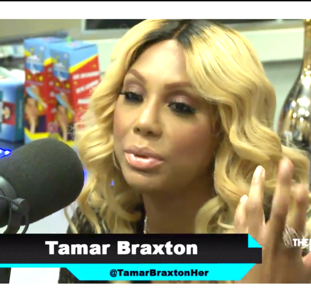 Tamar Braxton & Adrienne Bailon Talk: Disappearing Edges, Divorce Rumors & Domestic Violence