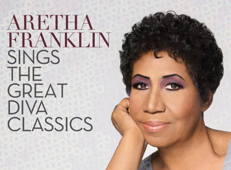 [New Music] Aretha Franklin Covers Adele's 'Rolling In the Deep', Performs On David Letterman