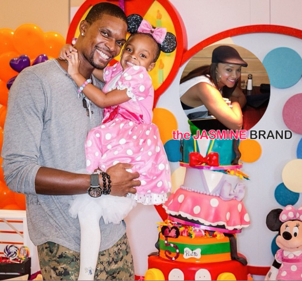 [EXCLUSIVE] Chris Bosh FINALLY Settles Four Year Legal Battle With Baby Mama