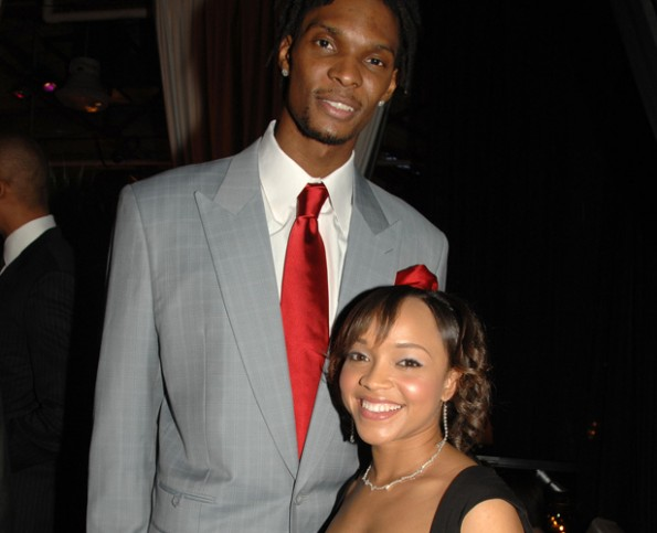 EXCLUSIVE: Chris Bosh - My baby mama on Basketball Wives would have ruined my reputation!