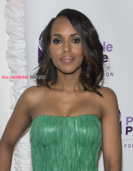 "Kerry Washington to Produce Comedy ""Melting Potts"""