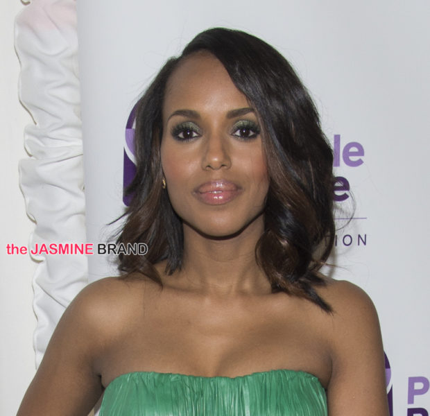 Kerry Washington Has Beef With Magazine Over Photoshop