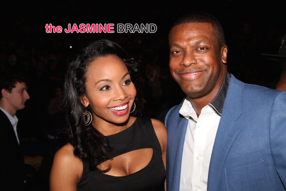 Cup Cakin' Alert: Chris Tucker Dating TV Anchor Cynne Simpson