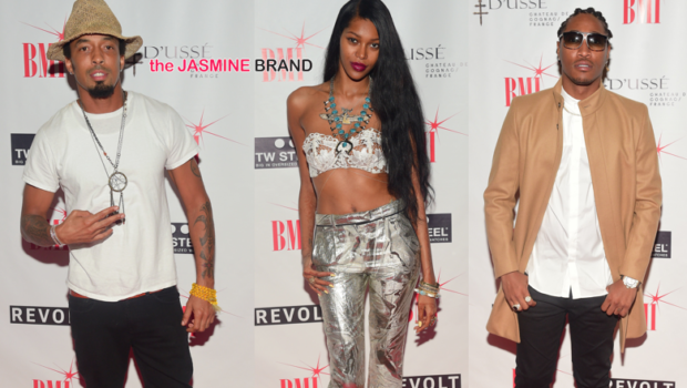 [Photos] BMI Honors Future + Dallas Austin, Jessica White, Sean Garrett Attend