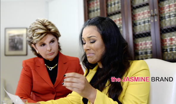 Shantel Jackson Holds Press Conference, Announces Lawsuit Against Floyd Mayweather