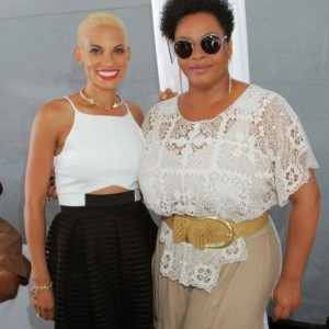 goapele-jill scott-Robi Reed's 12th Annual Sunshine Beyond Summer Celebration-the jasmine brand