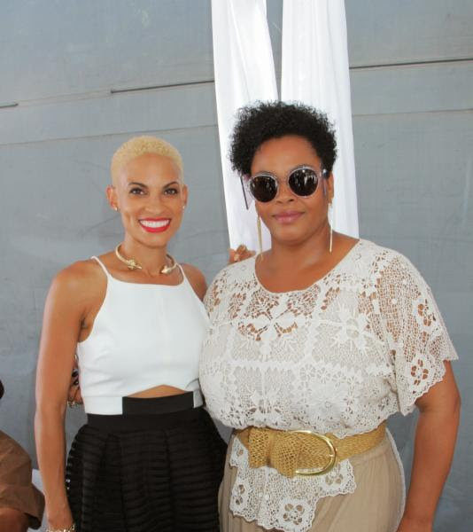 Robi Reed Hosts Sunshine Beyond Party: Jill Scott, Regina King, Eva Marcille, Terrell Owens, Omarosa Attend