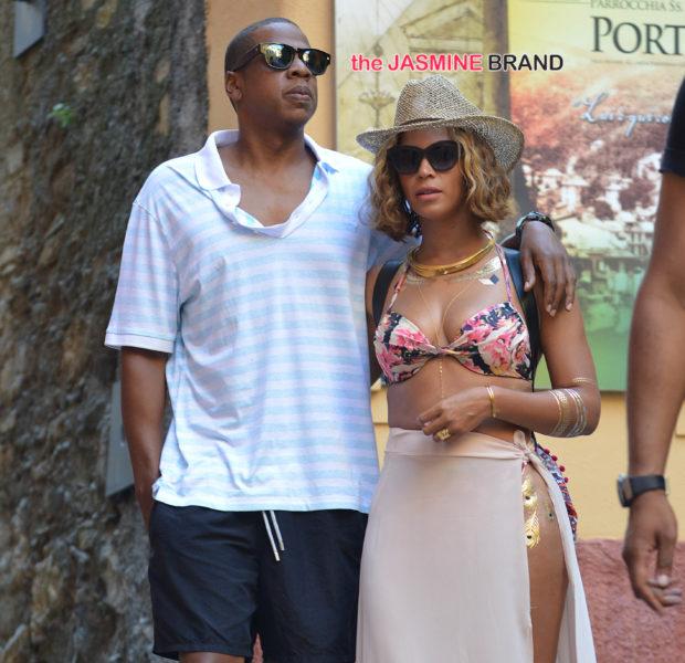 Beyoncé & Jay Z Vacay in Italy, Oprah's Tour Hits Atlanta, Solange Knowles Hits Vegas + J.Lo, Mary J. Blige & KeKe Palmer