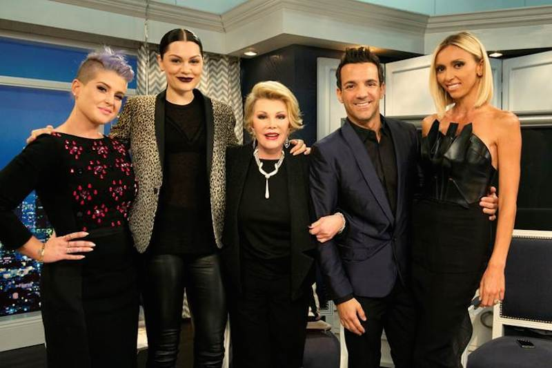 """Fashion Police"" To End"