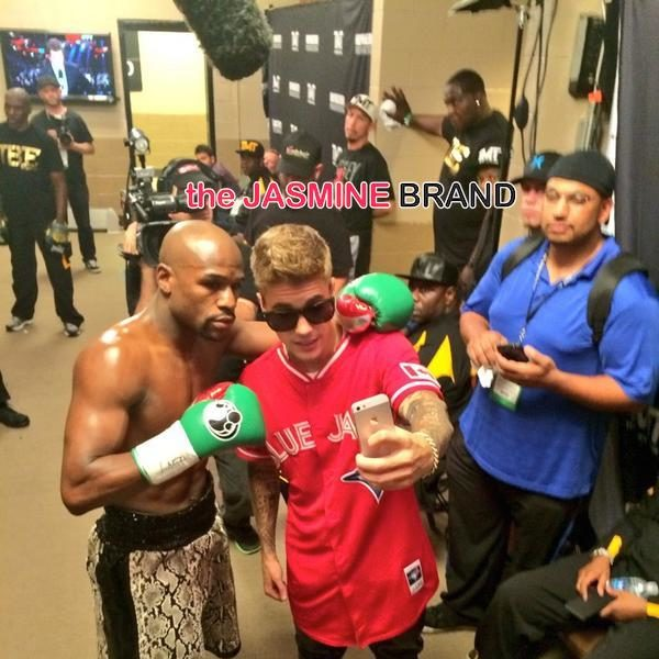 Justin Bieber Says He's Creating Boundaries Between Him & Floyd Mayweather