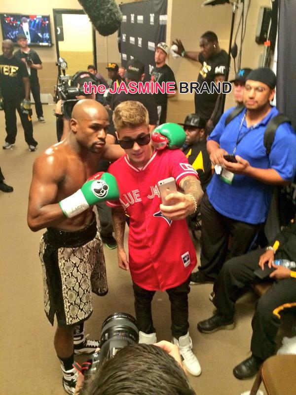 Justin Bieber Explains Strained Friendship w/ Floyd Mayweather Jr.: We need boundaries.